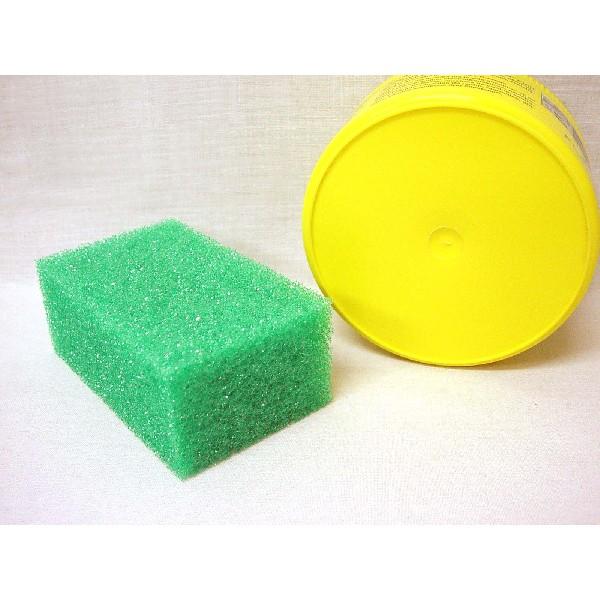Esponja verde especial para piedra blanca working house for Piedra blanca limpieza mercadona