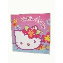 CUADRO TABLA MARCO HELLO KITTY FLOR